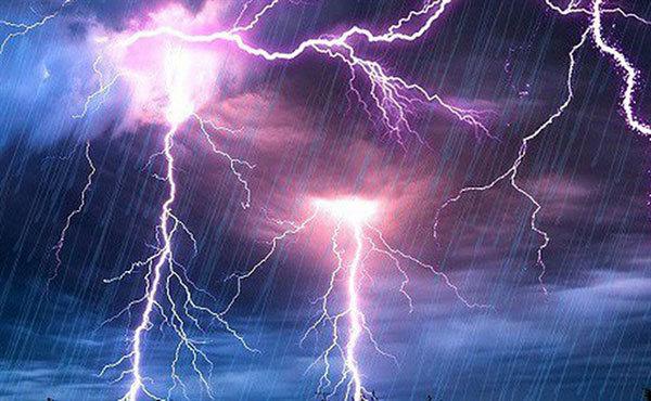 Three family members killed by lightning