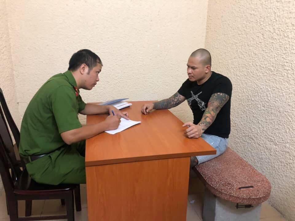 tín dụng đen,Hà Nội,Quang Rambo