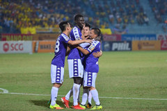 Ha Noi demolish Thanh Hoa in V.League