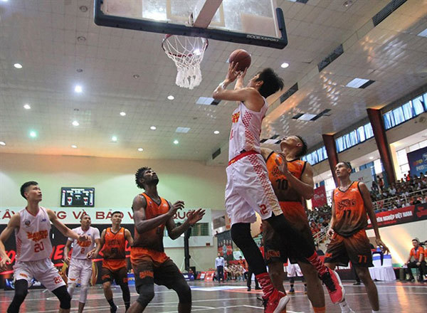 Saigon Heat secure VBA playoff berth