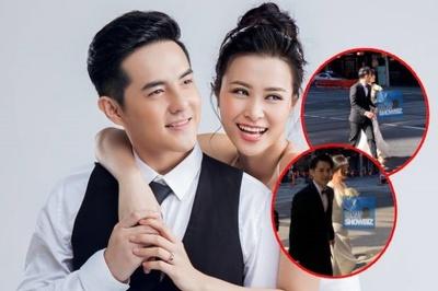 Đông Nhi, Ông Cao Thắng bị bắt gặp chụp hình cưới tại Úc