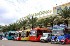 HCM City opens new Eastern Bus Terminal