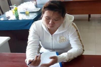 Nữ 8X rao bán đất ảo ở Quảng Nam chiếm đoạt 700 triệu thì bị bắt