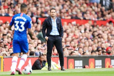 Lampard thay ngay 3 vị trí này khi Chelsea đấu siêu cúp Liverpool