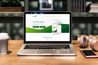 Vietcombank - Ngân hàng tiên phong áp dụng công nghệ số