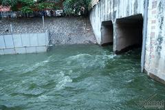 Hà Nội định chi 150 tỷ lấy nước sông Hồng làm sạch hồ Tây, sông Tô Lịch