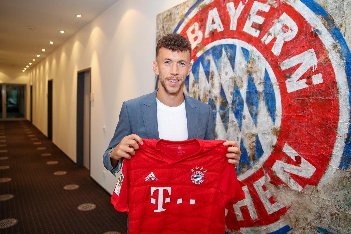 Arsenal tống khứ 'ông kễnh', Bayern công bố Perisic