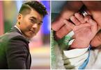 Vợ doanh nhân của cựu mẫu Trương Nam Thành sinh đôi con trai
