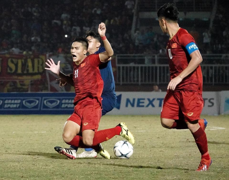 U18 Việt Nam vs U18 Thái Lan,U18 Việt Nam,U18 Thái Lan