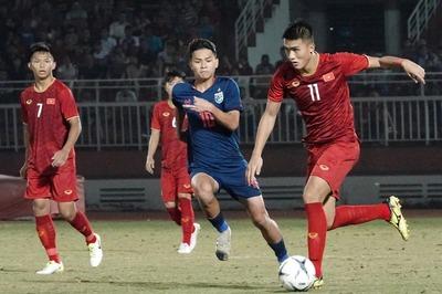 Lịch thi đấu bóng đá hôm nay 15/8: U18 Việt Nam đấu Campuchia
