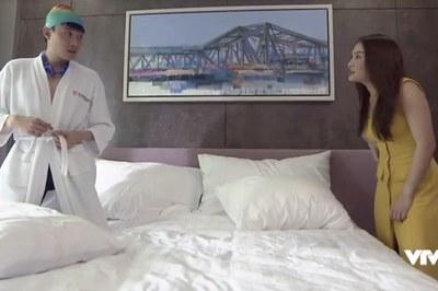 'Về nhà đi con ngoại truyện' tập 1, Vũ ghen lồng lộn khi Thư hẹn hò người yêu cũ
