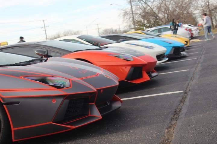 Car Passion,Gia Lai team,hành trình siêu xe,siêu xe,Lamborghini,Ferrari