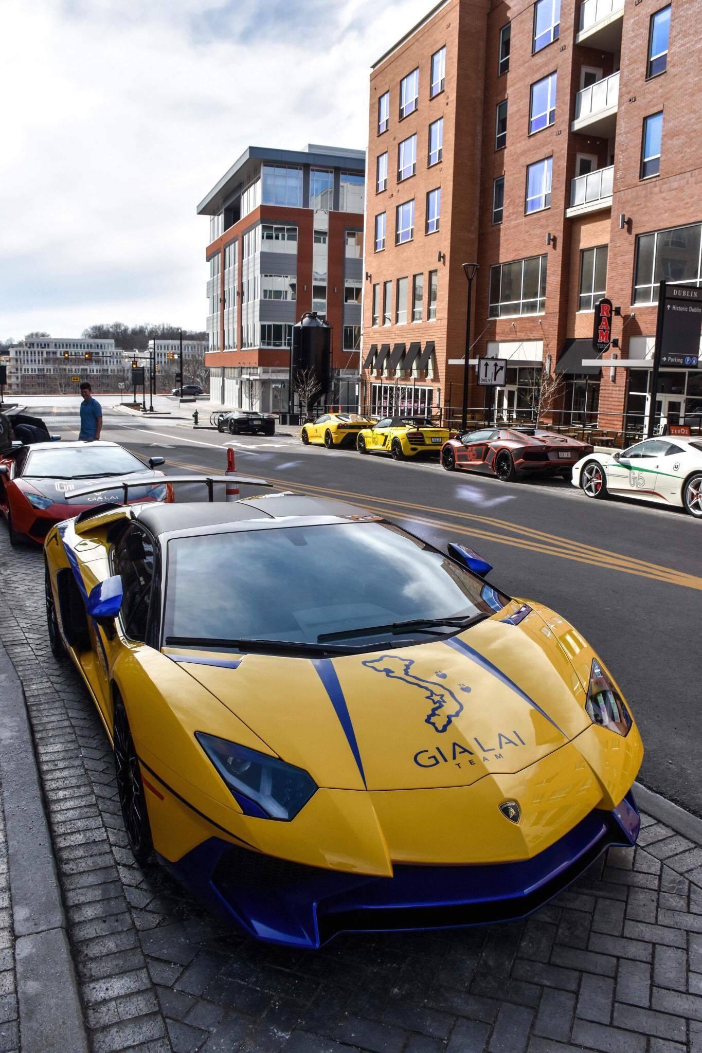 Hé lộ kế hoạch đặc biệt quy tụ 50 siêu xe của đại gia Việt