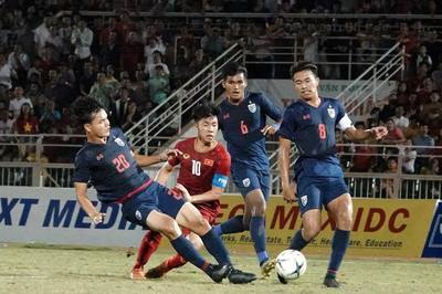 Video highlights U18 Việt Nam 0-0 U18 Thái Lan