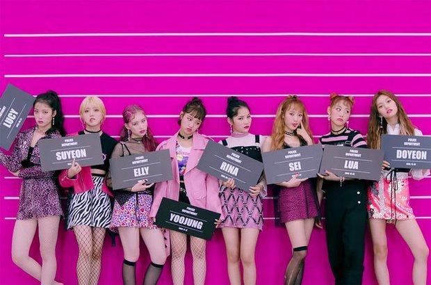 Sao Hàn,Jeon Somin,TWICE,Weki Meki,Song Joong Ki,Running Man