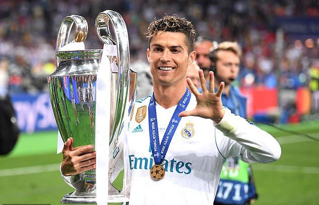 Ronaldo khiến Messi ngỡ ngàng chỉ bằng một câu nói