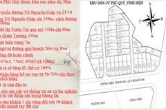 Xuất hiện loạt khu dân cư 'ma' ở Khánh Hòa, công an vào cuộc