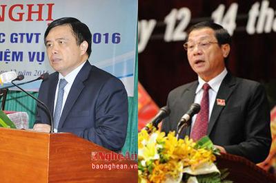 Thủ tướng phê chuẩn miễn nhiệm 2 Phó chủ tịch tỉnh Nghệ An