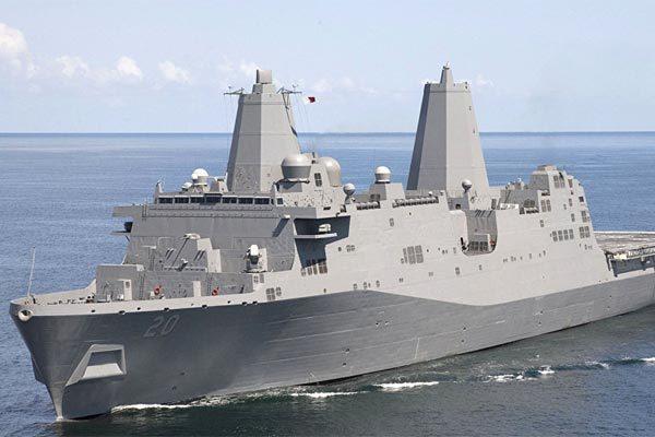 Giữa biểu tình căng thẳng, TQ không cho tàu chiến Mỹ cập cảng Hong Kong