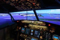 Trải nghiệm lái máy bay Boeing 737 ngay trong phòng khách sạn ở Nhật Bản