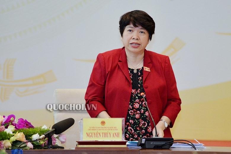Chủ tịch Quốc hội: Không phải tăng tuổi hưu để chúng tôi ở lại