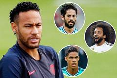 Real Madrid tung chiêu độc ký ngay Neymar
