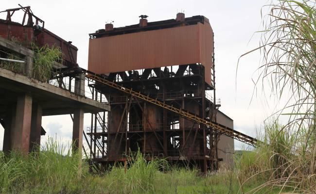 hoang phế,Nhà máy