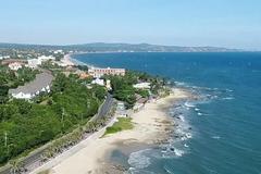 Đất nền ven biển hút vốn đầu tư