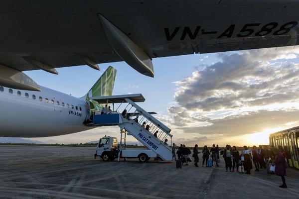 Chuỗi sự kiện ấn tượng mừng sinh nhật Bamboo Airways