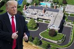 Ngắm biệt thự siêu sang - nơi tổ chức tiệc gây quỹ cho Tổng thống Trump