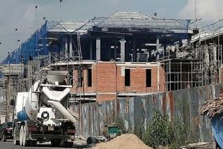 Vụ 'xây lụi' 110 biệt thự, thanh tra 'thiếu sót do khách quan'