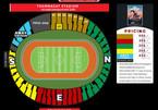 10,000 tickets sold in 15 minutes ahead of Vietnam-Thailand tie