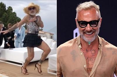 Tay chơi nổi tiếng 'sát gái' bất ngờ diện váy, giày cao gót