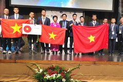 Vietnam wins big at international astronomy competition