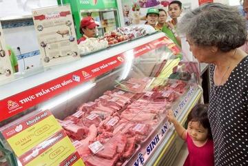 Thực hư thịt lợn Mỹ nhập về giá 1 USD/kg