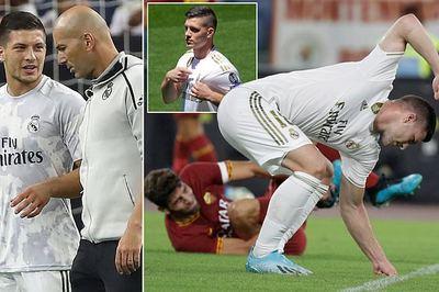 Real đại loạn, Zidane đòi tống cổ tân binh 62 triệu bảng