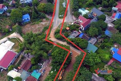 Vĩnh Phúc làm 2km đường gần 15 tỷ, 13 năm chưa xong