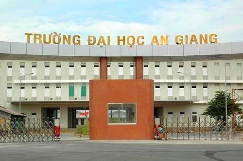 ĐHQG TP Hồ Chí Minh,Trường ĐH An Giang