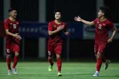Martin Lo toả sáng, U22 Việt Nam thắng đẹp Kitchee