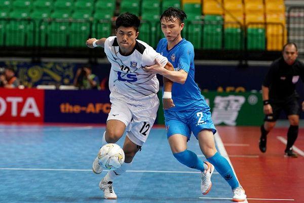 Đại thắng CLB Trung Quốc, Thái Sơn Nam vào bán kết futsal châu Á