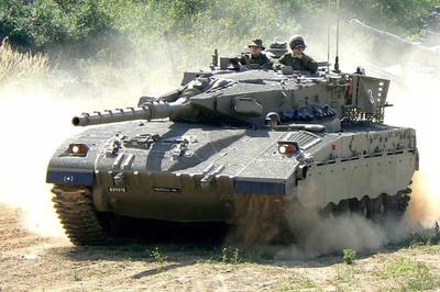 Khám phá động cơ những cỗ xe tăng nổi tiếng thế giới