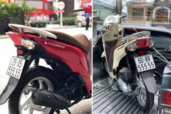 Loạt xe tay ga Honda Vison giá trăm triệu gây sốt