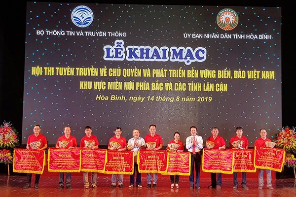 Khai mạc hội thi tuyên truyền về chủ quyền biển, đảo Việt Nam