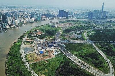 Ông Võ Văn Hoan nói về dự án 4 con đường 12.000 tỷ ở Thủ Thiêm