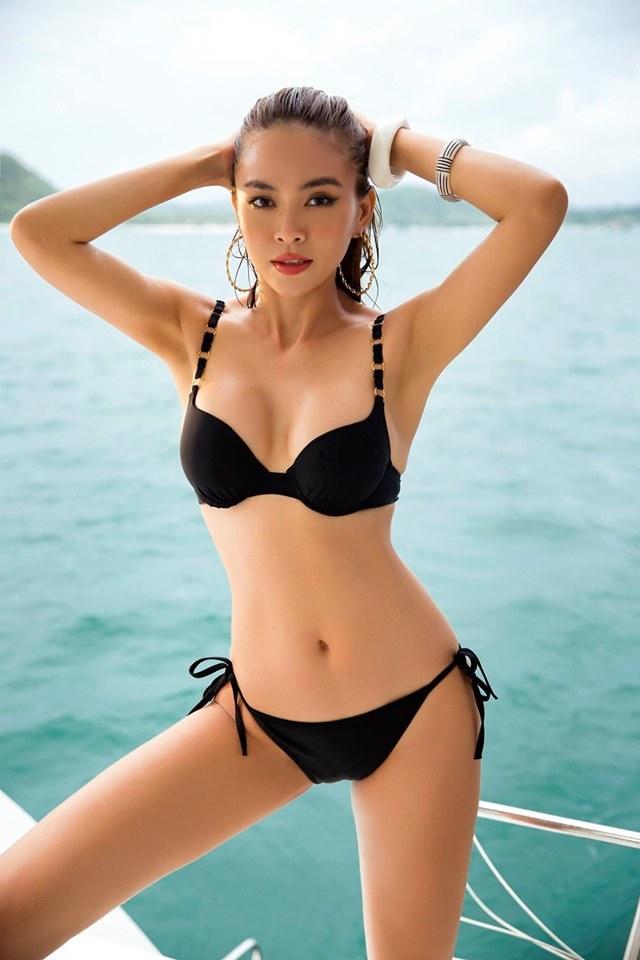 Phạm Hương,Hoàng Thuỳ,Mâu Thuỷ