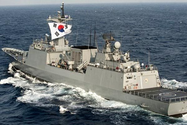 Triều Tiên,Mỹ,Hàn Quốc,tập trận chung,tàu chiến,radar cảnh báo sớm,vũ khí