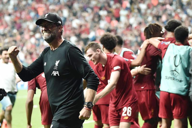 Liverpool,Chelsea,Lampard,Jurgen Klopp
