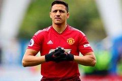 Alexis Sanchez dứt áo rời MU trong 2 tuần tới