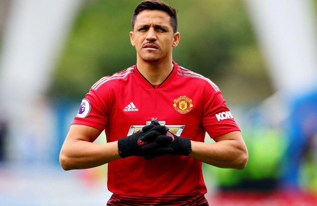 Alexis Sanchez dứt áo rời MU trong 2 tuần tới - Ảnh 1.