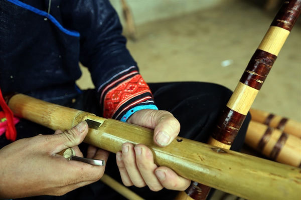 Keeping the song of the bamboo flute alive